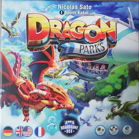 Dragon Parks - Board Game Box