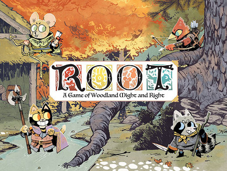 Root - Leder Games