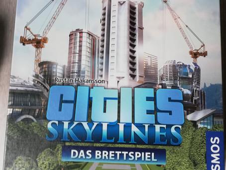 Ersteindrücke: Cities Skylines und Buntes Burano