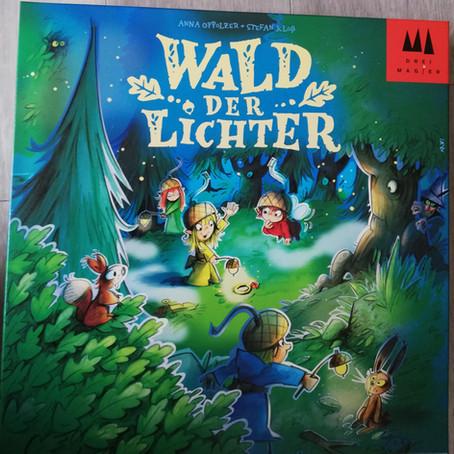 Wald der Lichter - Drei Magier