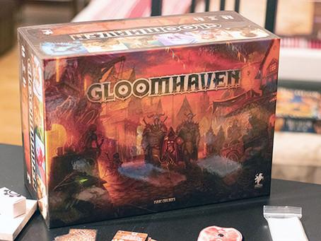 GLOOMHAVEN - Feuerland Spiele