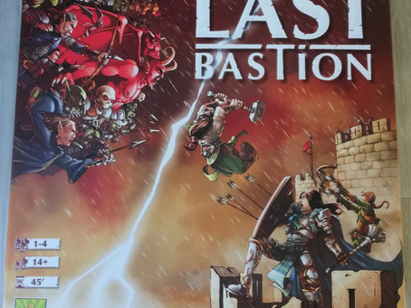 Last Bastion - Repos Production