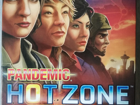 Pandemic: Hot Zone Nordamerika - Z-MAN Games