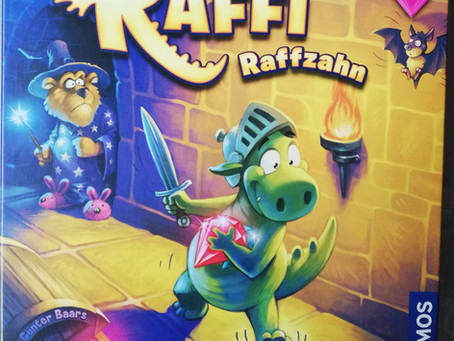 Raffi Raffzahn - Kosmos