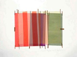 Collages Color sobre color