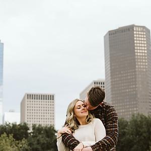 Madison & Corey Engagement