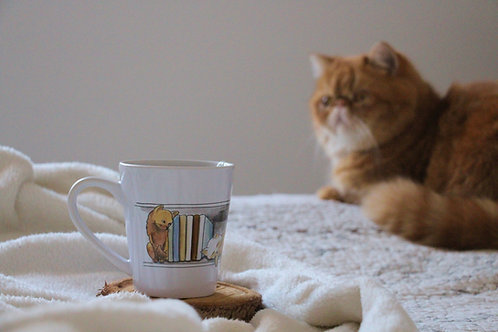 Mug Latte Oscar
