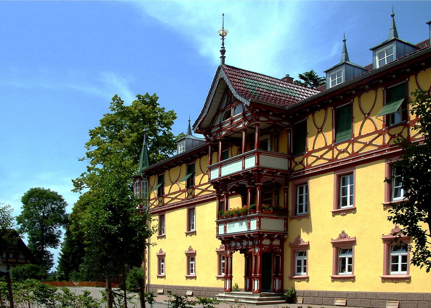 """""""Goldene Krone"""" - eine Perle im Schwarzwald..."""