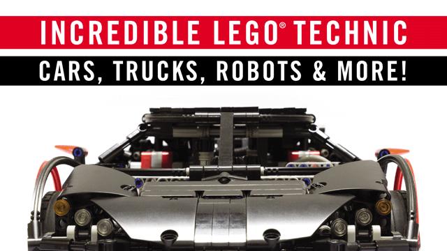 Incredible LEGO(r) Technic
