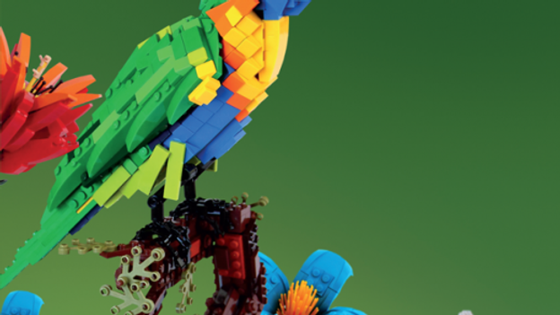 Beautiful LEGO(r) 3 - Wild