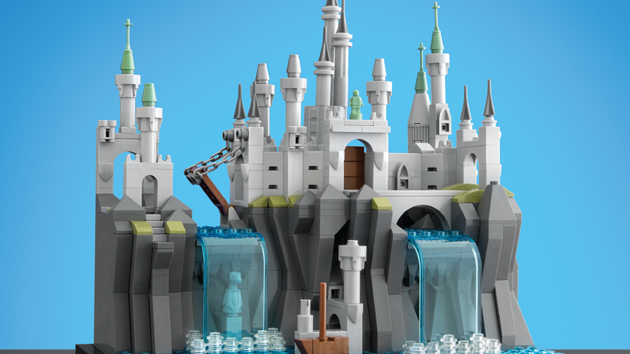 The LEGO Castle Book.  Build Your Own Mini Medieval World