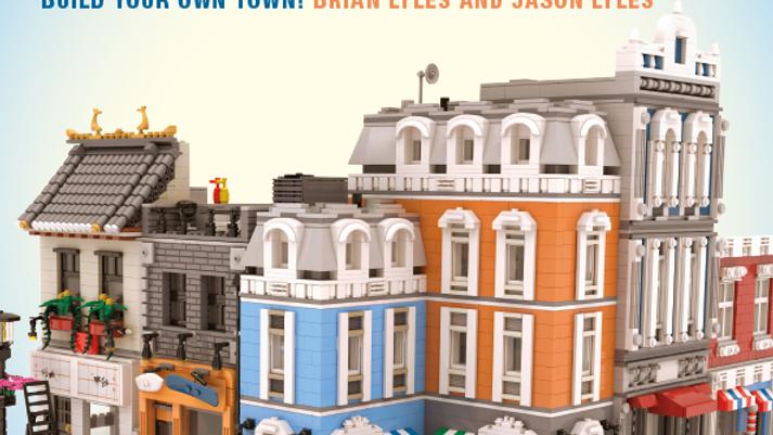The LEGO Neighborhood Book - Volume 2