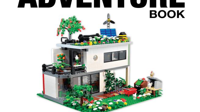 The LEGO(r) Adventure Book - Volume 3