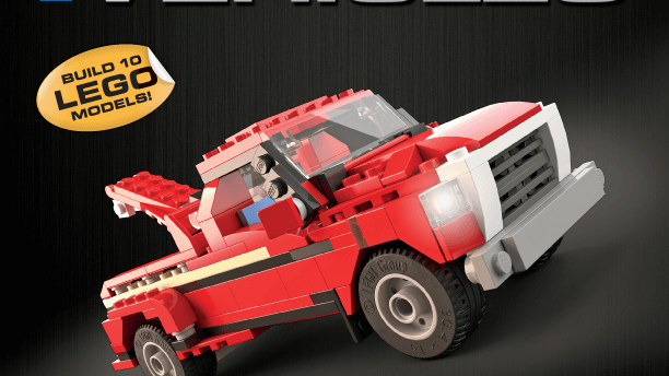 The LEGO Build-It Book, Vol. 2 Amazing Vehicles