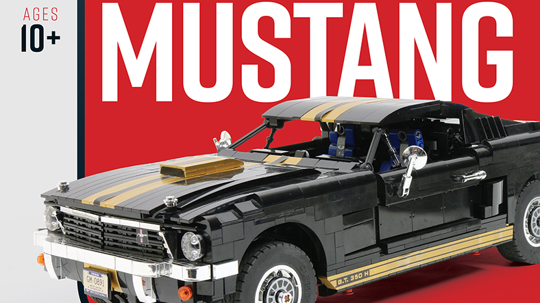 Build a LEGO(r) Mustang