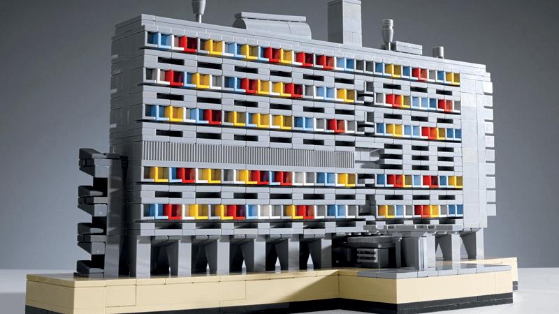 The LEGO(r) Architect