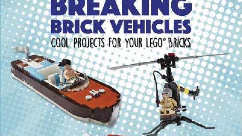 RECORD-BREAKING BRICK VEHICLES