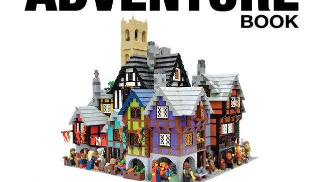 The LEGO(r) Adventure Book -Volume 2