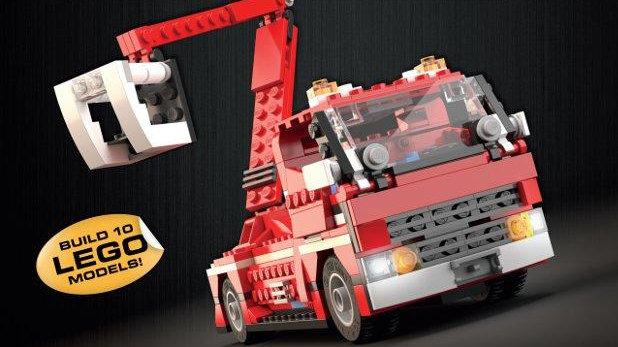The LEGO Build-It Book, Vol. 1 Amazing Vehicles