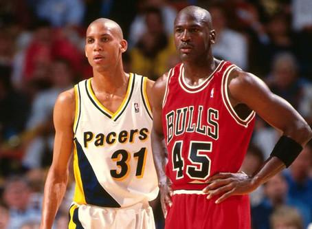 Une ancienne star a toujours envie de frapper Michael Jordan
