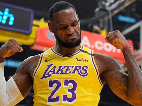 """Magic Johnson est plus """"GOAT"""" que LeBron James... selon un acteur"""