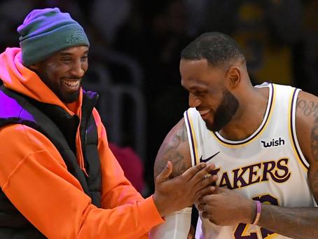 Kobe Bryant avait quelque chose que LeBron n'a pas