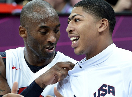 Kobe Bryant a dû ramener Anthony Davis à l'ordre en 2012