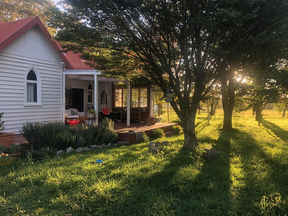 The Bush Church by Rosie Rick - Holistic Birth Work & Mother Care, Birth & Postpartum Doula, Braidwood NSW