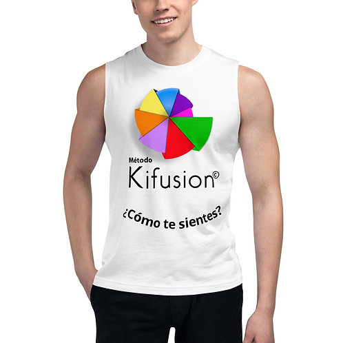 MKF Camiseta sin mangas unisex