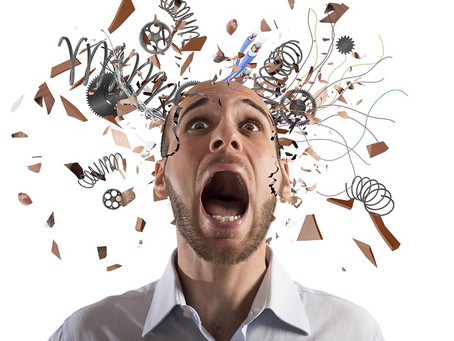¿Cómo afecta la preocupación al cerebro?