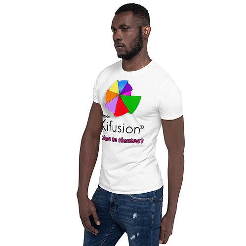 Camiseta de manga unisex MKF