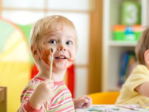 Seis típs para mantener a los niños en un peso sano.