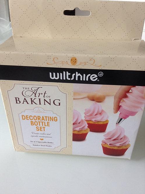 Wiltshire Art Of Baking Bakeware Squeeze Bottle