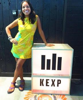 KEXP Intern