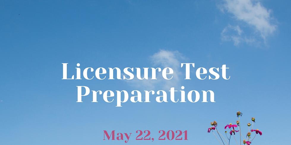 NASW-GA Virtual Licensure Test Preparation Session