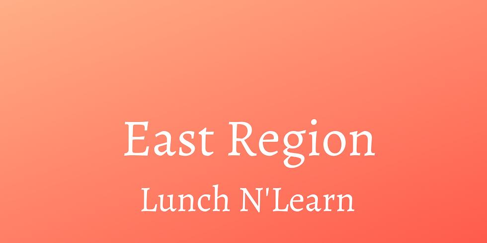NASW-GA East Region Virtual Lunch N'Learn