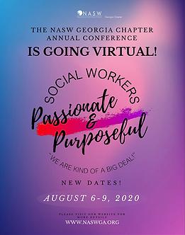 NASWGA Conference Program Half Page Ad