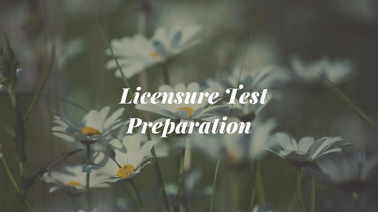 NASWGA Virtual Licensure Test Prep