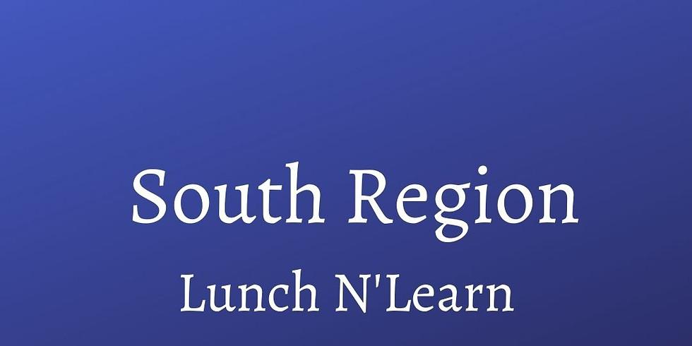 NASW-GA South Region Virtual Lunch N'Learn - Registration Closed