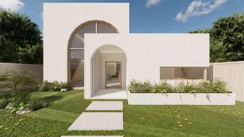 Architect Designed House
