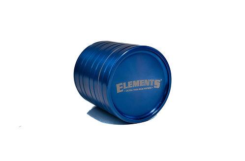 """Elements 4 Piece Aluminium Grinder 2.2"""""""