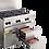 "Thumbnail: Vulcan 36R-6B Endurance™ Restaurant Range, gas, 36"", (6) 30,000 BTU burners,"
