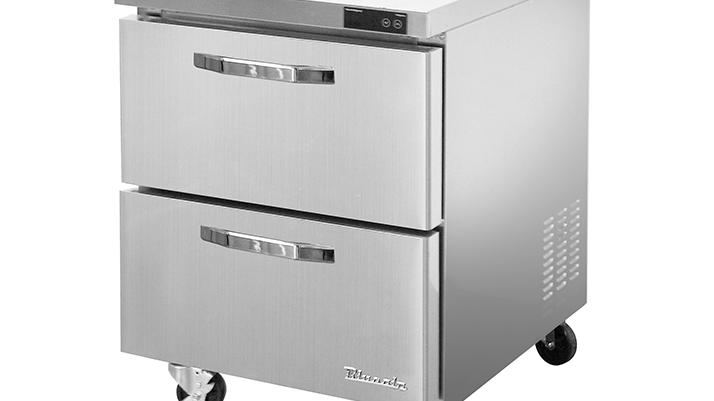 BLUR28-D2-HC Undercounter Refrigerator Drawer