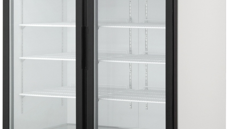 BKGM49-HC Swing Glass Door Merchandiser Refrigerator