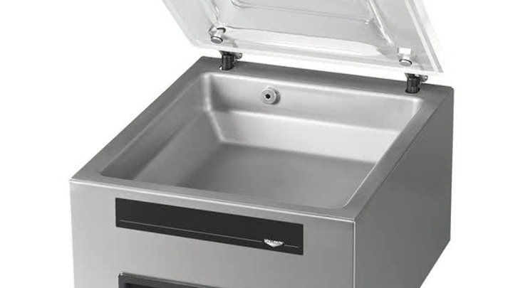"Vollrath 40831 Vacuum Pack Machine w/ 12"" Seal Bar, 120v"