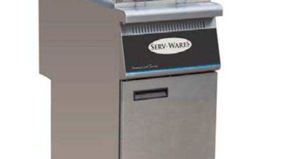 Serv-Ware SGF-3N 35Lb Deep Fryer
