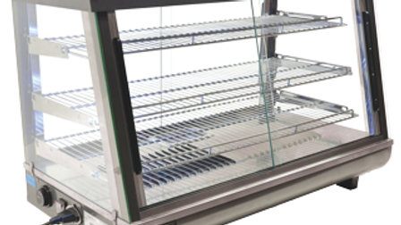 Omcan DW-CN-0136 39999 Commercial 35 inch Hot Display Showcase food WARMER