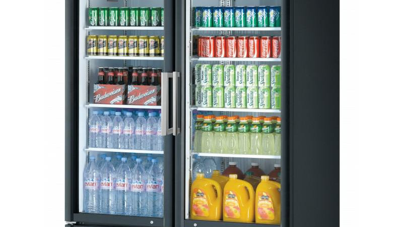 TGM-47SD-N Swing Glass Door Refrigerator