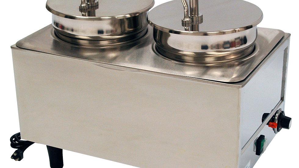 Benchmark-USA 51074P Dual Well Warmer 2 Pumps