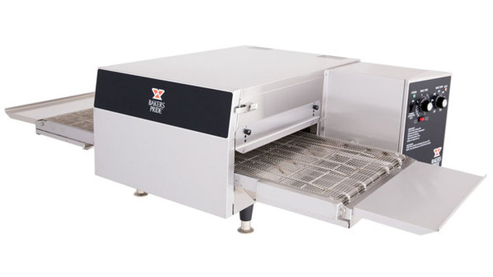 """Bakers Pride ICO-1848 18""""  Single Belt Electric Conveyor Oven 208V, 1Ph, 32 Amps"""